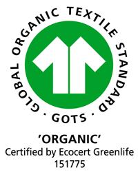 """Die BAUMWOLLE für die Irisette Kollektion """"nature"""" wird nach ökologischen und umweltschonenden Kriterien absolut schadstofffrei angebaut. Die weiteren Produktionsschritte unterliegen strengen ökologischen und sozialen Vorgaben und sind GOTS zertifiziert"""