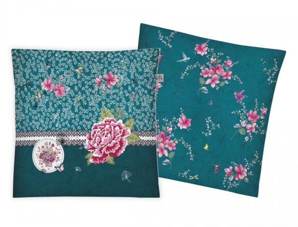Textilfaser Dekokissen Jolly-Set