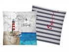 Textilfaser Dekokissen Isla Bonita Jolly-Set 8903-20