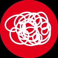 Füllung aus 100% Polyester – Markenhohlfaser Irisette Fill