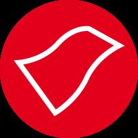 Bezug aus 100% Polyester – TopCool Funktionsgewebe mit geprägter Irisette Lilie